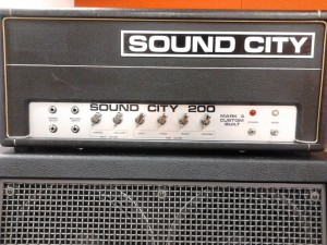 Sound City 200