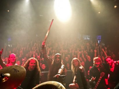 THANK YOU, Vancouver for a crazy last show in Canada on this tour!!!