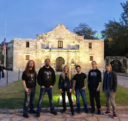 Greetings from the Alamo, San Antonio TX!